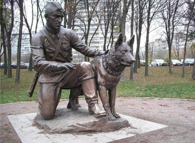 Военные собаки
