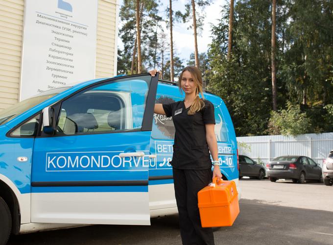 «Комондор» предлагает заводчикам взаимовыгодное сотрудничество