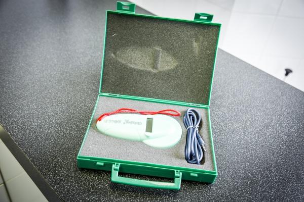 Cканер для чипов